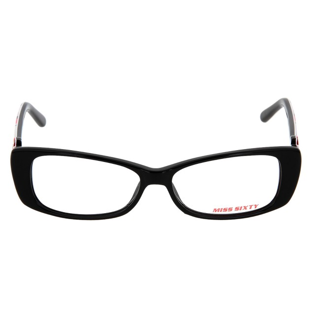 MISS SIXTY OPTICAL FRAME MX0518 001 52 LADIES