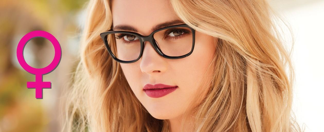 Дамски очила и аксесоари