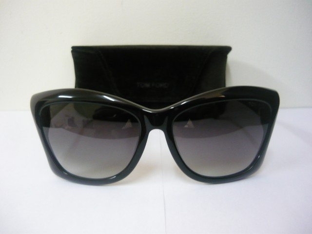 TOM FORD SUNGLASSES FT0280 01B