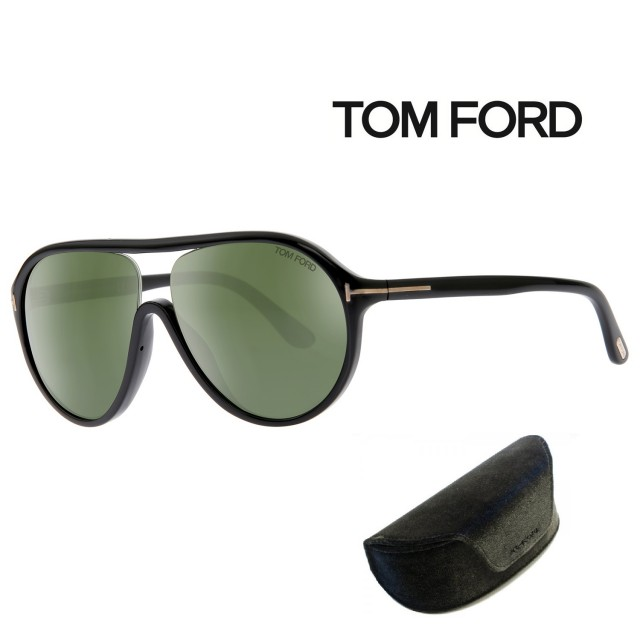 TOM FORD SUNGLASSES FT0443/S 01N