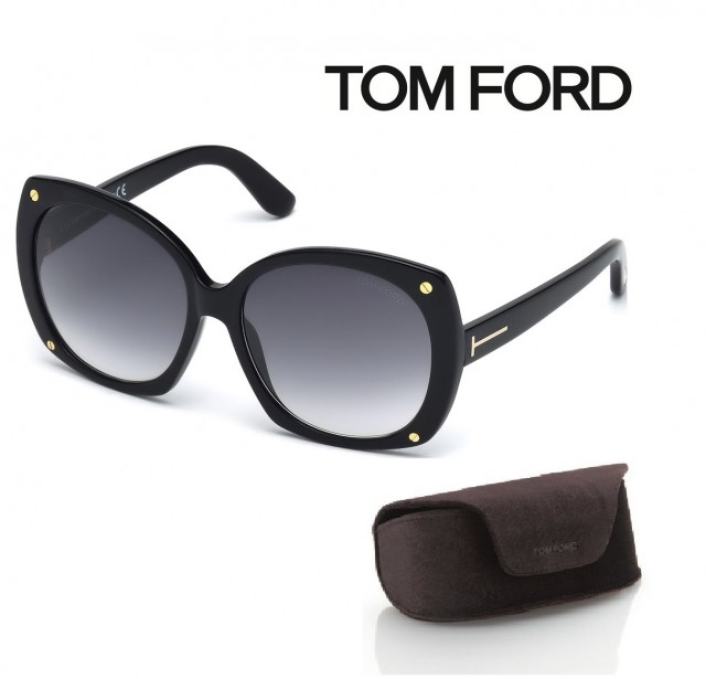 TOM FORD SUNGLASSES FT0362/S 01B