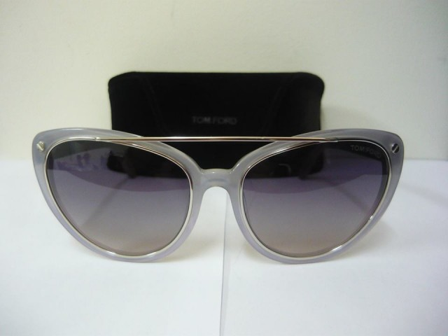 TOM FORD SUNGLASSES FT0384 80B