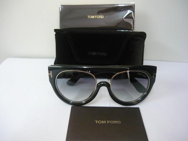 TOM FORD SUNGLASSES FT0360 01B