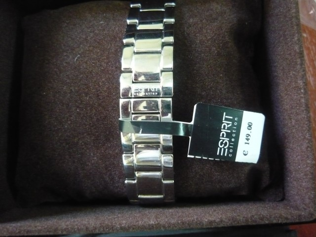 ESPRIT COLLECTION WATCH EL101262F04