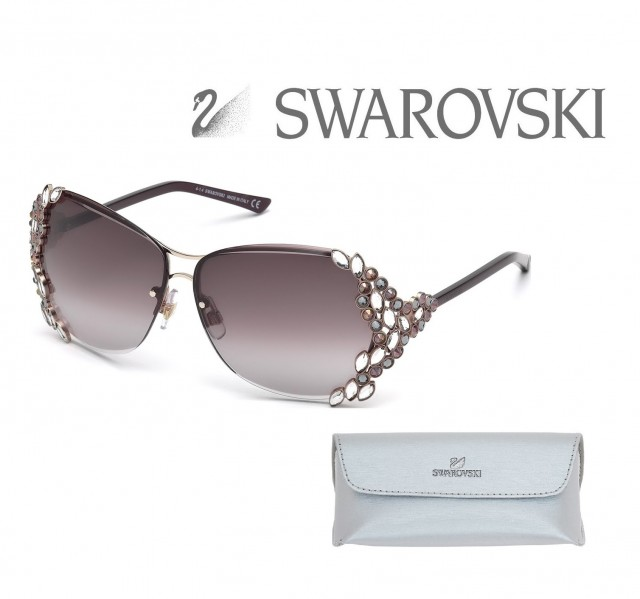 SWAROVSKI SUNGLASSES SK0094 32Z LADIES