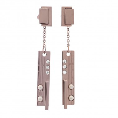 MISAKI EARRINGS QCREBIONIC