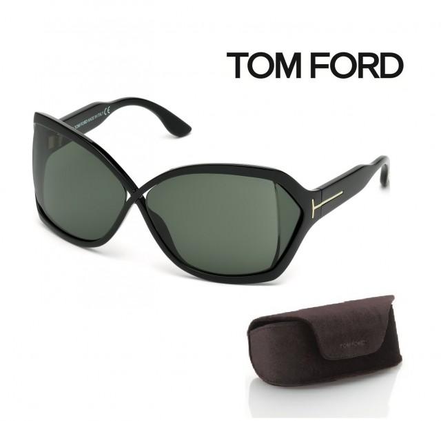 TOM FORD SUNGLASSES FT0427 62-011 01N