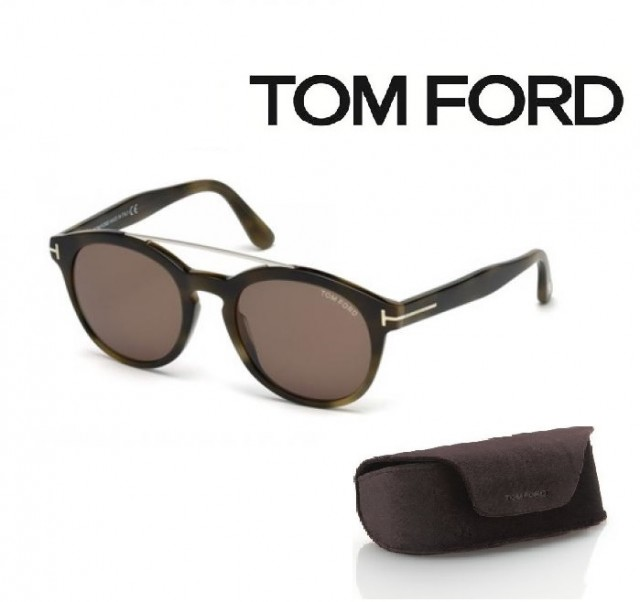 TOM FORD SUNGLASSES FT0515-55E-53 - Acetate - IT