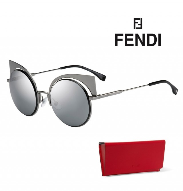 FENDI SUNGLASSES FF 0177/S KJ1 53T4