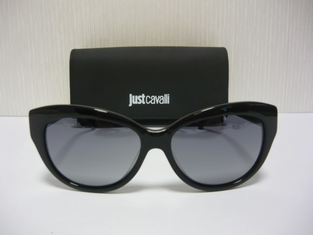 JUST CAVALLI SUNGLASSES JC679S 01B