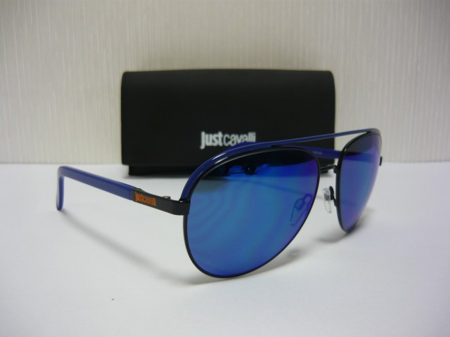 JUST CAVALLI SUNGLASSES JC654S 01X