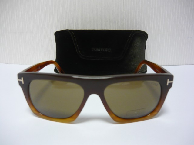 TOM FORD SUNGLASSES FT0592 50E