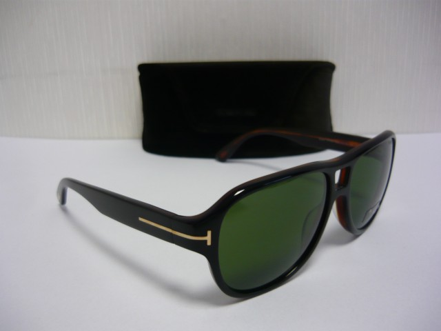 Tom Ford Sunglasses FT0446 05N 57