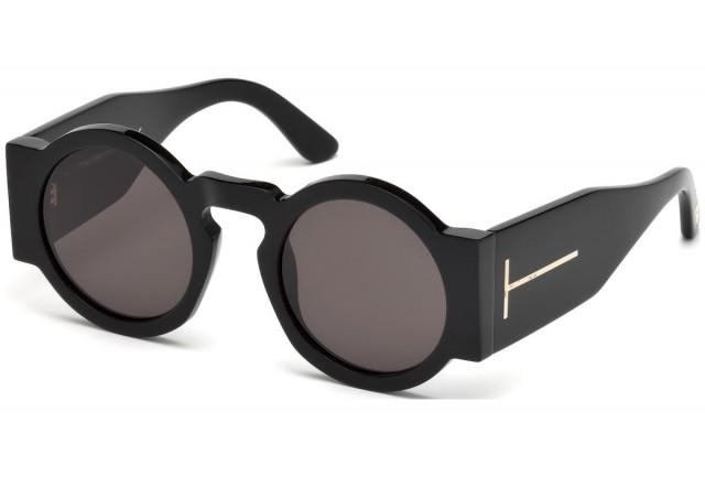Tom Ford Sunglasses FT0603 01A 47