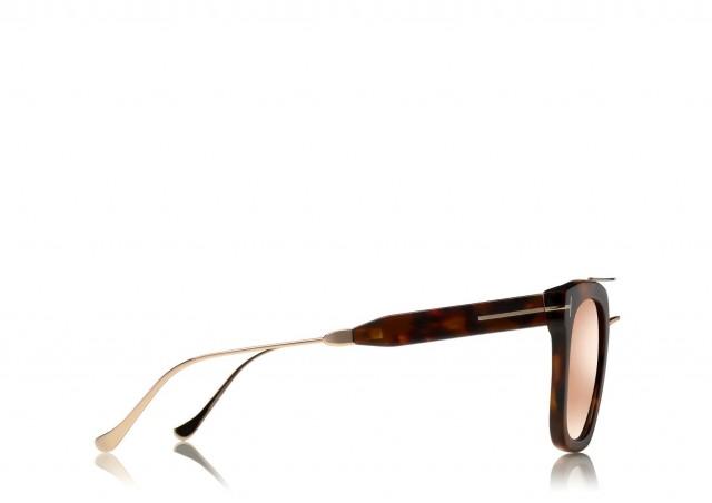 Tom Ford Sunglasses FT0541 55U 51
