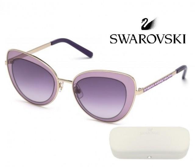 Swarovski Sunglasses SK0144 72Z 51