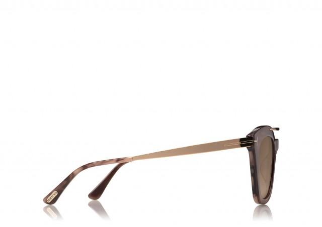 Tom Ford Sunglasses FT0575-F 55K 49