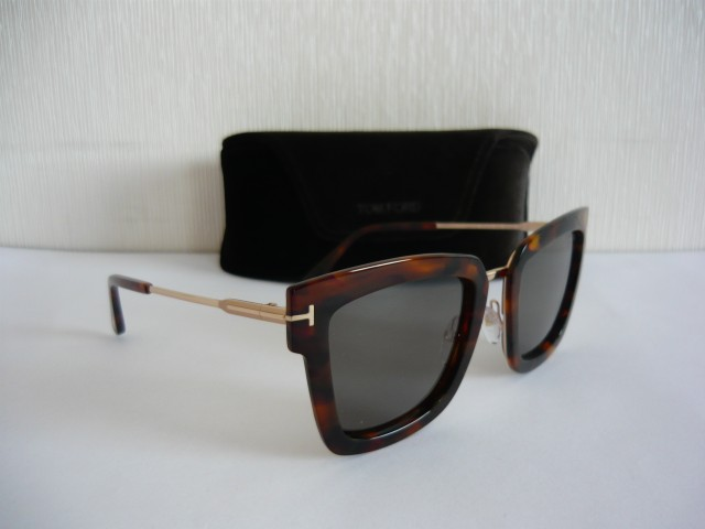 Tom Ford Sunglasses FT0573 55A 52
