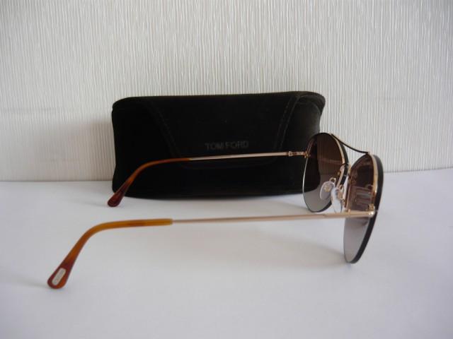 Tom Ford Sunglasses FT0566 28G 60