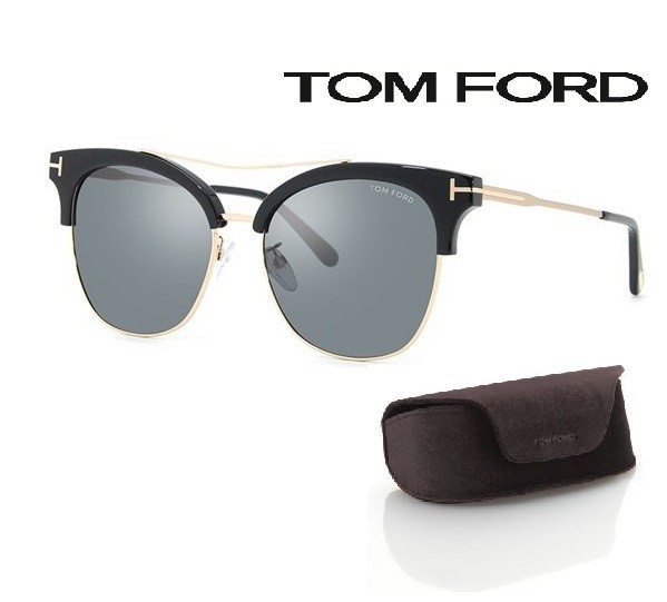 Tom Ford Sunglasses FT0549-K 01A 56