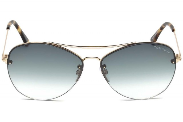Tom Ford Sunglasses FT0566 28W 60