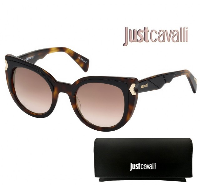 Just Cavalli Sunglasses JC834S 56G 49