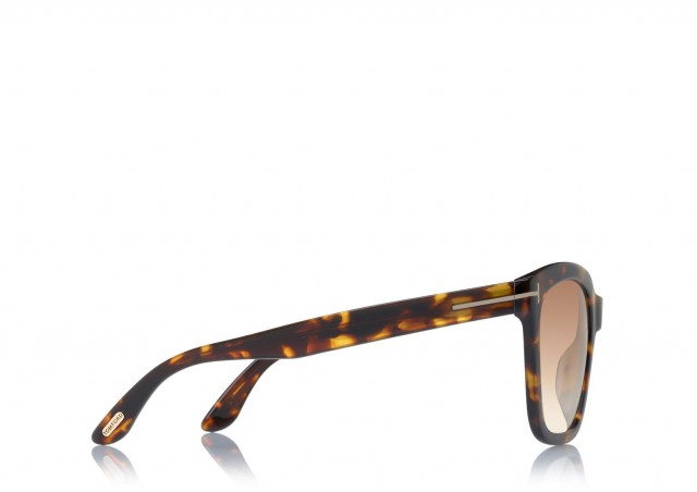 Tom Ford Sunglasses FT0502-F 52F 55