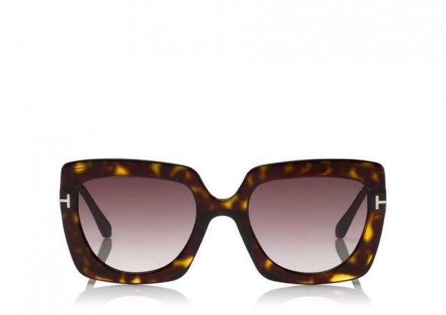 Tom Ford Sunglasses FT0610-F 52T 54