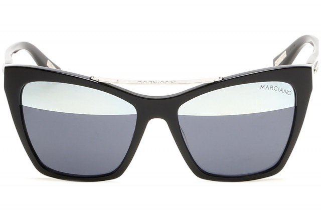 Guess by Marciano Sunglasses GM0753 01B 57