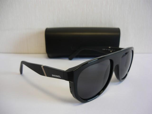 Diesel Sunglasses DL0255 01A 56