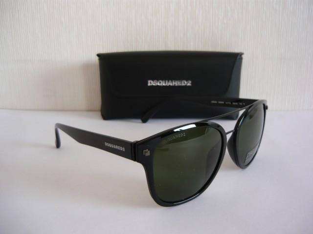 Dsquared2 Sunglasses DQ0256 01N 53
