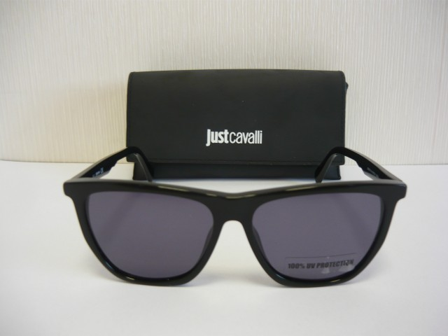 Just Cavalli Sunglasses JC837S 01A 56