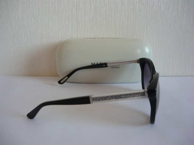 Guess by Marciano Sunglasses GM0770 01B 55