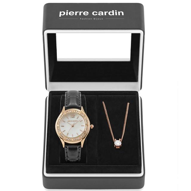 Pierre Cardin Watch PCX6556L290 Geschenk Set Schmuck