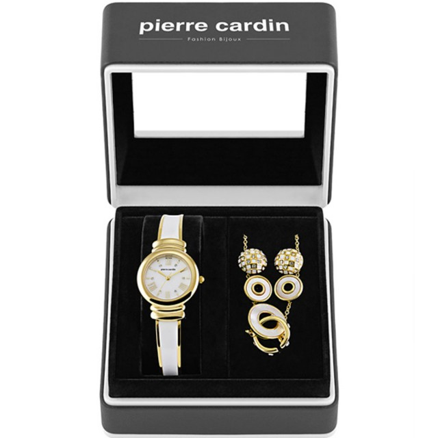 Pierre Cardin Watch PCX6006L256 Gift Set Jewellery