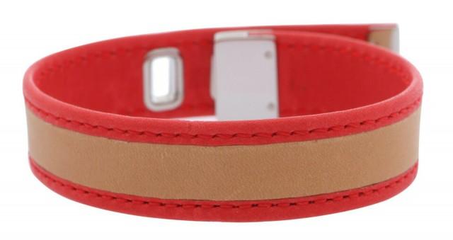 FOSSIL Damen Lederarmband Armband Leder braun hellbraun NEU JF00399040 F18