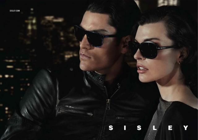 Революционен начин на обличане в най-добрите и най-авангардните стилове. Слънчеви очила SISLEY