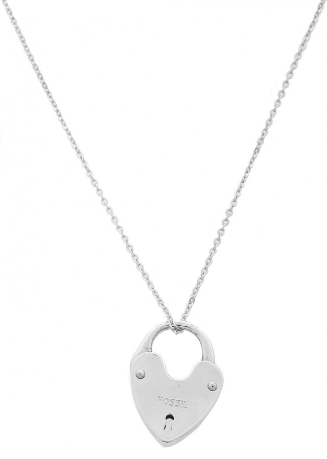 Fossil Women`s Necklace 925 silver silver JA4967040