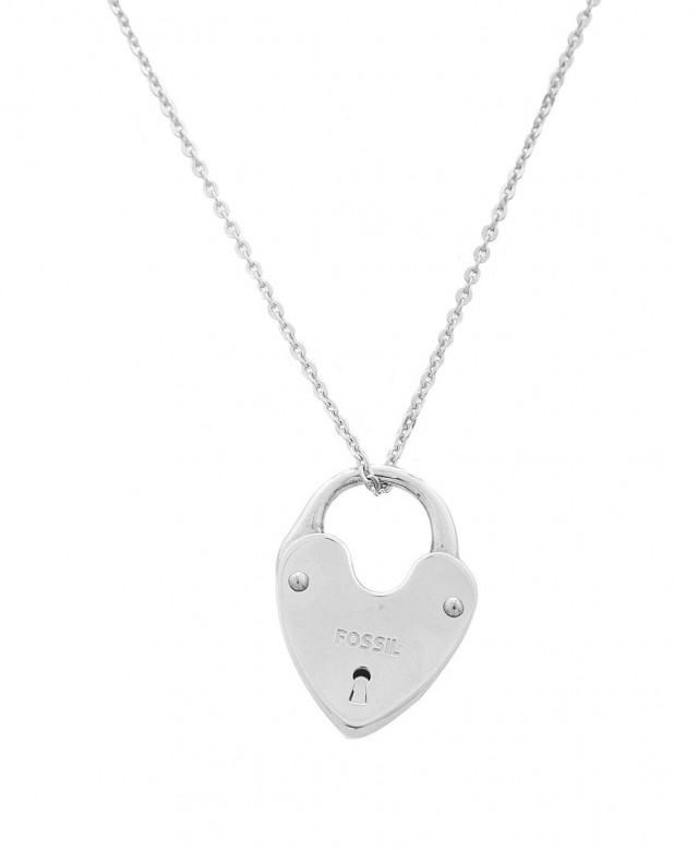 Fossil Women`s Necklace 925 silver silver JA4967040