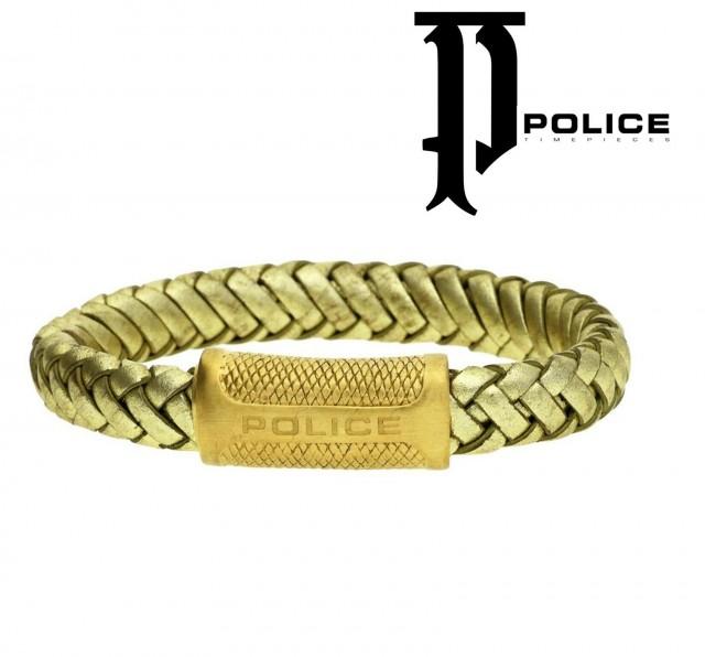 POLICE UNISEX КОЖЕНА ГРИВНА
