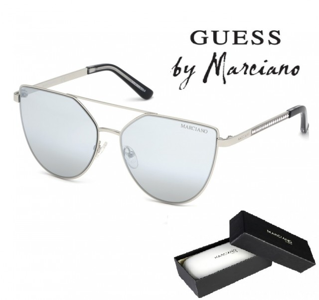 Guess by Marciano Sunglasses GM0778 10C 59