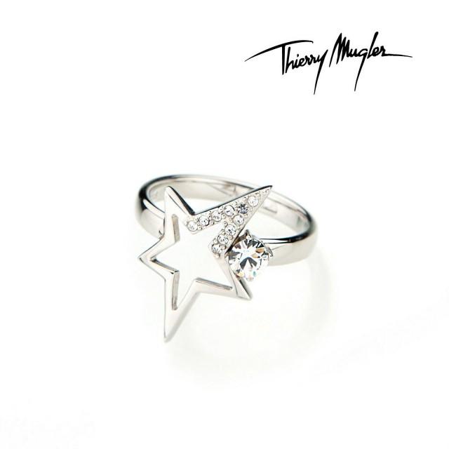 Thierry Mugler ring T21153Z Gr 56 17,8