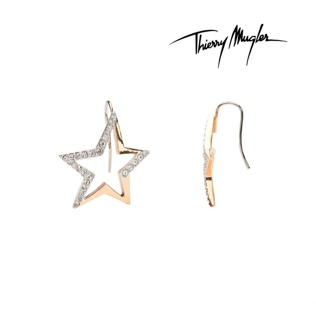 Thierry Mugler earrings T31102PZ
