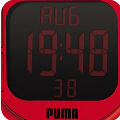 PUMA PULSE WATCH  PU910541002