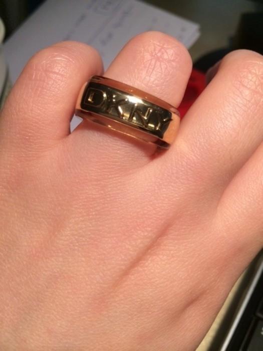DKNY Ring NJ1207 Gr. 18/56
