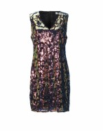 MOLLY BRACKEN  SEQUINED DRESS