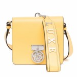 GUESS HWALEC - YEL HANDBAG FOR WOMEN
