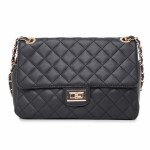 PIERRE CARDIN HANDBAG 3517 BLACK