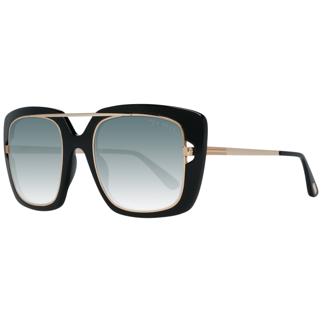 Tom Ford Sunglasses FT0619 01B 52