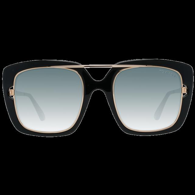 Tom Ford Sunglasses FT0619 01B 52